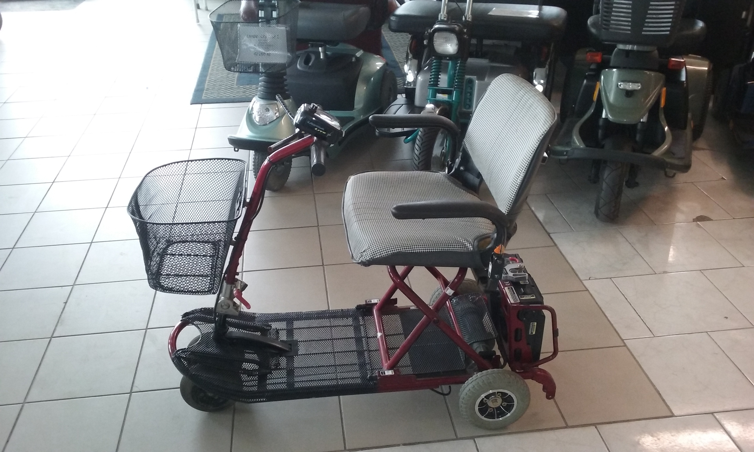 SHOPRIDER RASCAL 355