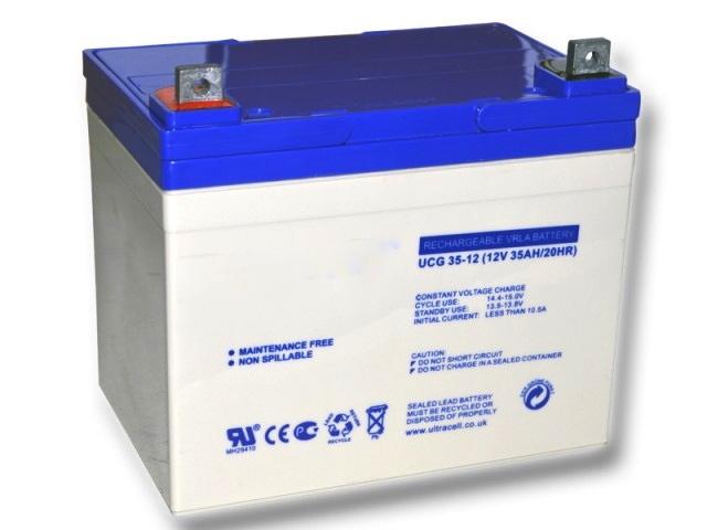 Baterie 12V 35 Ah