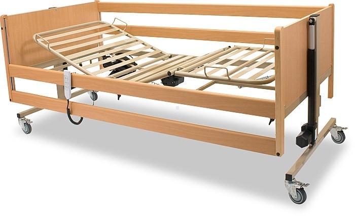 Elektrická polohovací postel Thuasne