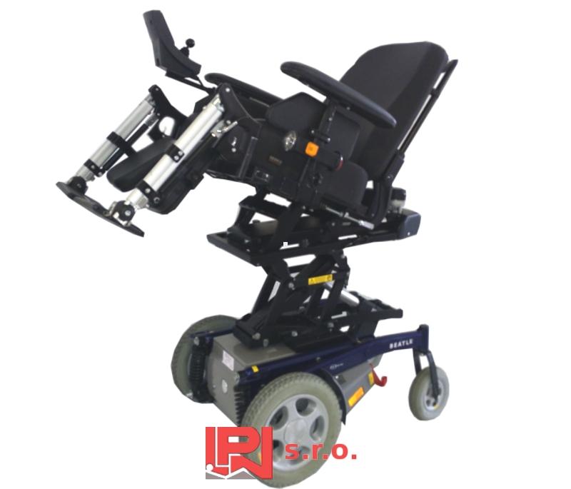Elektrický vozík Beatle 3