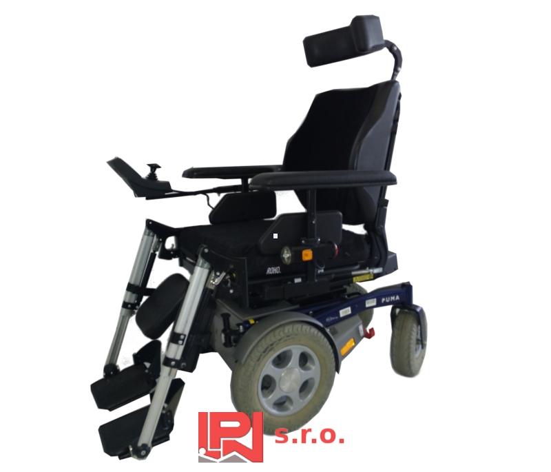 Elektrický vozík Booster Puma