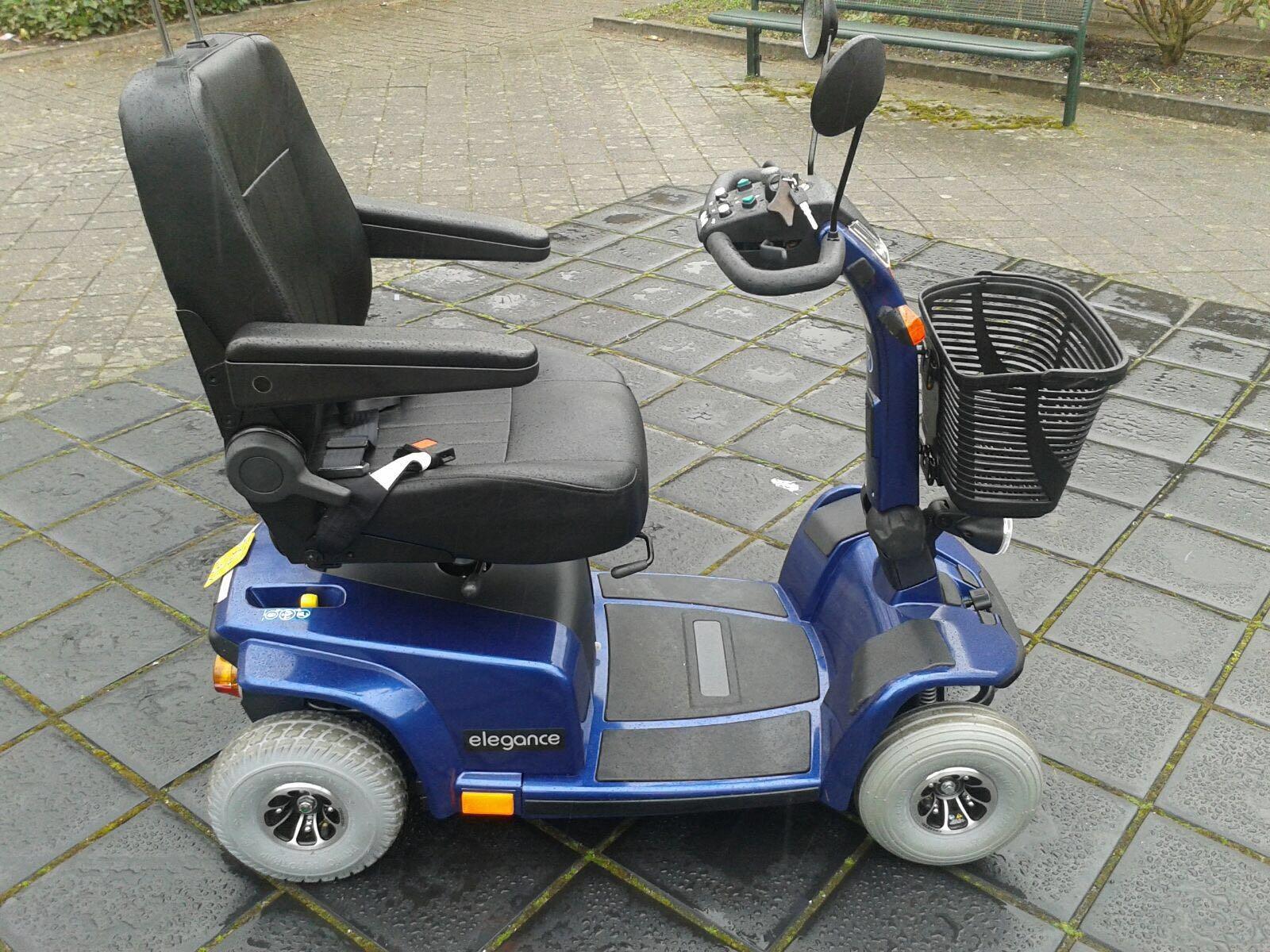 Pride Mobility Elegance